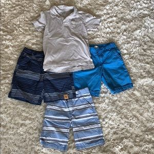 Boys Size 6 Summer Bundle